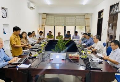 Ban quản lý Dự án CarBi 2 tổ chức họp triển khai các hoạt động 6 tháng đầu năm 2020