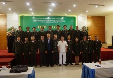 Hội nghị Tổng kết công tác năm 2018 và triển khai nhiệm vụ, kế hoạch năm 2019 Khối Lâm nghiệp tỉnh Thừa Thiên Huế