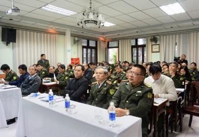 Hội nghị triển khai thi hành luật Lâm nghiệp