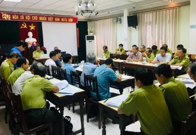 Hội nghị giao ban quý II của Khối Lâm nghiệp tỉnh Thừa Thiên Huế