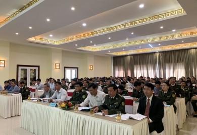 Hội nghị Tổng kết công tác Lâm nghiệp năm 2019 và triển khai nhiệm vụ năm 2020