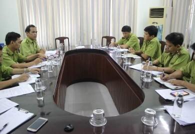 Chi cục Kiểm lâm Thừa Thiên Huế và Chi cục Kiểm lâm vùng II  ký kết Kế hoạch phối hợp năm 2019.