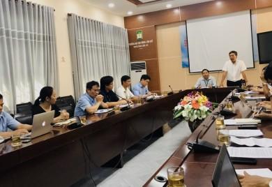 Triển khai kế hoạch hợp tác giữa Sở Nông nghiệp và PTNT  với Trường Đại học Nông lâm Huế