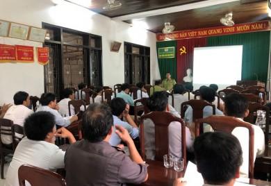 Hội thảo phổ biến Kế hoạch hành động REDD+ tỉnh/PRAP tại các huyện/thị xã của tỉnh Thừa Thiên Huế