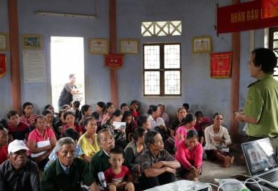 Hội thảo truyền thông về REDD+ Tỉnh Thừa Thiên Huế năm 2019