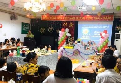 Công đoàn cơ sở thành viên Văn phòng Chi cục tổ chức Lễ Trao thưởng Quỹ khuyến học và Vui Tết trung thu